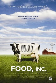 Food Inc. Documentary Film Cover