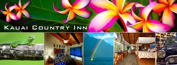 Kauai Country Inn - Kauai Eco Resorts