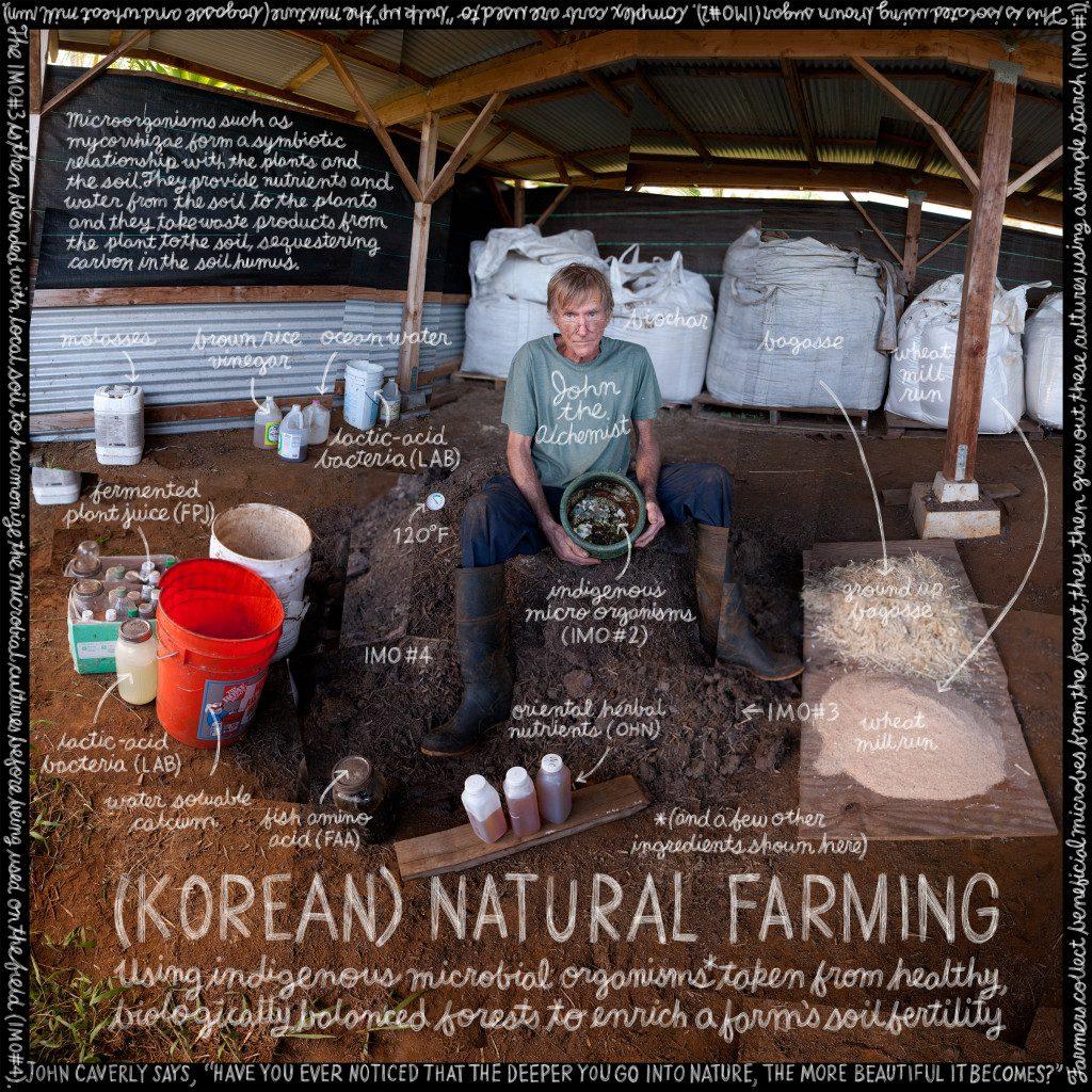 KNF, Natural farming hawaii, knf hawaii