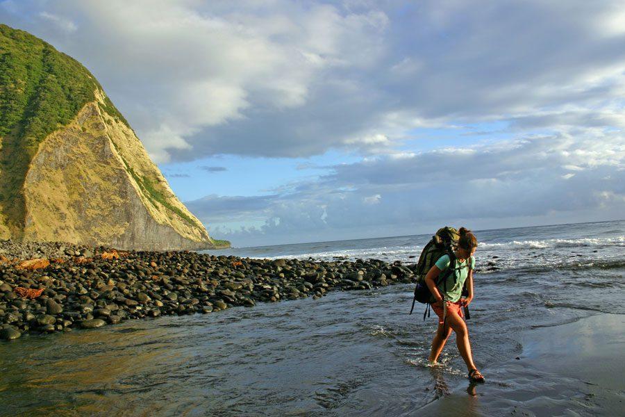 Hawaii eco travel, hawaii adventure travel