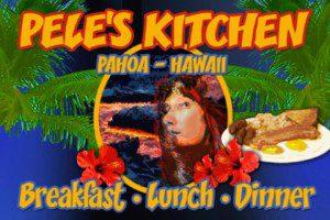 Pahoa Vegetarian Restaurant - Big Island