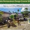 Permaculture Design Course Hawaii - Oahu - 2015