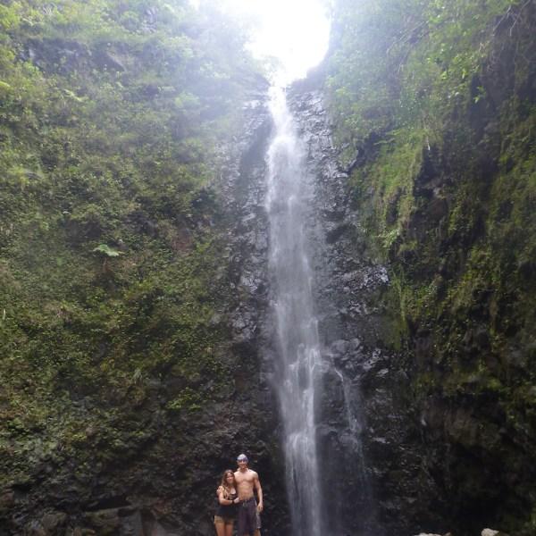 Kaipapau Falls