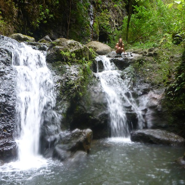Koloa Gulch (Multiple Waterfalls)