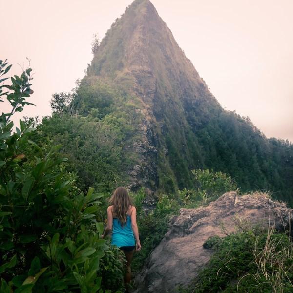 The Cliff Hole (Pali Puka)