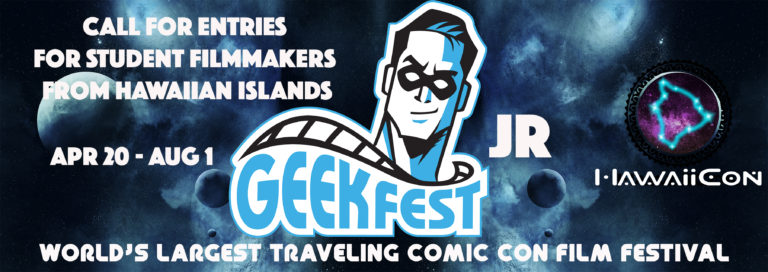 Geek Fest Jr HawaiiCon