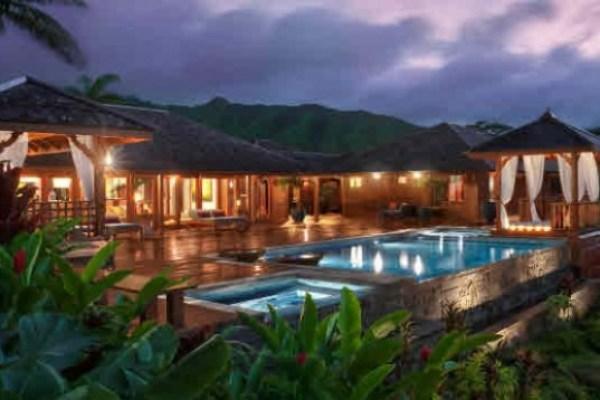 The luxurious Bali Estate
