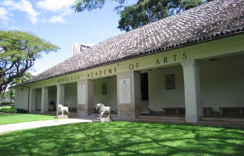 Dog days at the museum
