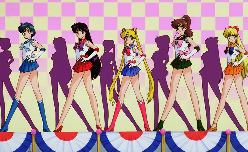 Sailor Moon sails back into theaters