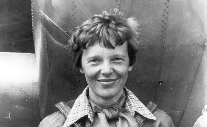 Earhart's birthday