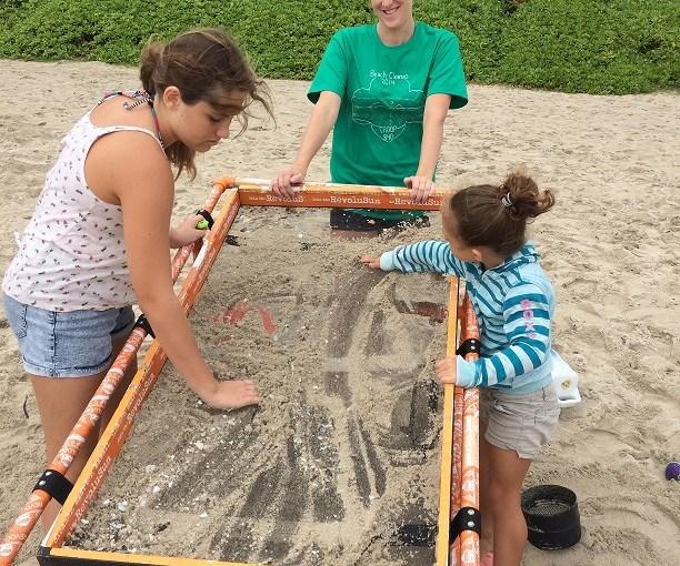 Summertime volunteerism