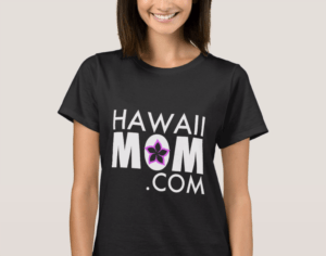 HawaiiMom.com Logo Shop