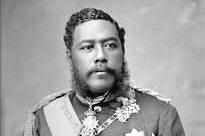Happy birthday Kalakaua!