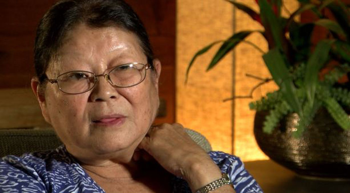 Cheryl Sasaki tried for years to get help for her sister, who was living on the streets with a severe mental illness. (Image: Hawaii News Now)