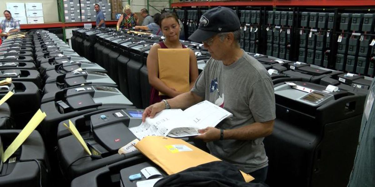 Ballot counting system undergoes tests month ahead of General Election