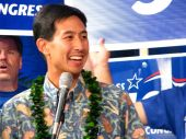 Charles Djou candidate for U.S. Congress