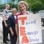 TEA Party in Honolulu - Taxed Enough Already