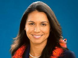 Congresswoman Tulsi Gabbard