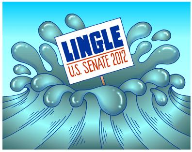 Republican Linda Lingle jumps into the 2012 U.S. Senate race