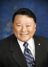 Maui Mayor Alan M. Arakawa