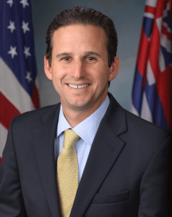 U.S. Senator Brian Schatz