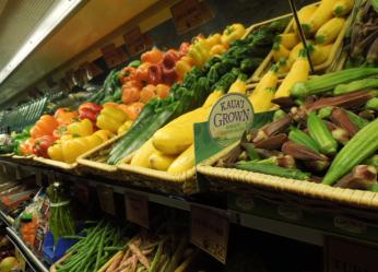 Kauai vegetables