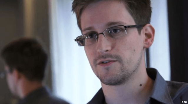Edward Snowden, who has worked at the National Security Agency for the past four years in Hawaii, told The Guardian newspaper about clandestine surveillance programs that the government is conducting with its own citizens as the targets