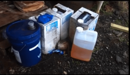 Pesticide on Oahu's farms