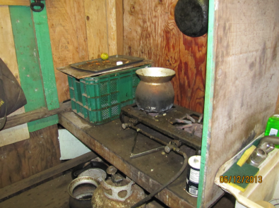 Fat Law maintains it provided kitchen facilities to workers but the DOL said that is shameful.
