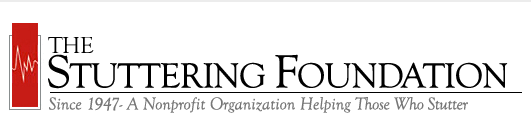 LOGO STUTTERING FOUNDATION