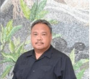 "Aquilino ""Aku"" Idao, Supervisory Investigator State of Hawaii-DCCA-OCP"