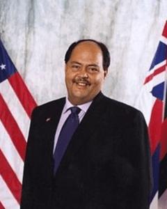 Bryan Baptiste, former Kauai Mayor