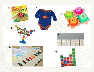 2014 Holiday Gift Guide for Toddlers and Babies
