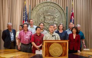 Turtle Bay april 30 2015 Gov's chamber