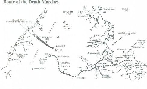 sandakan-map