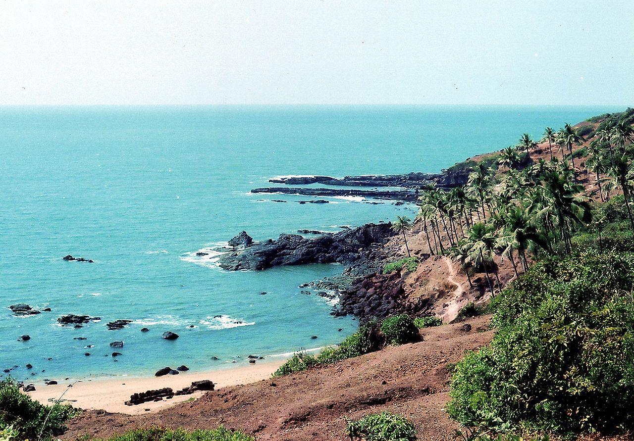Goa s naked beach matchless