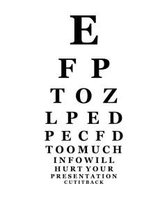 Eye Chart 1