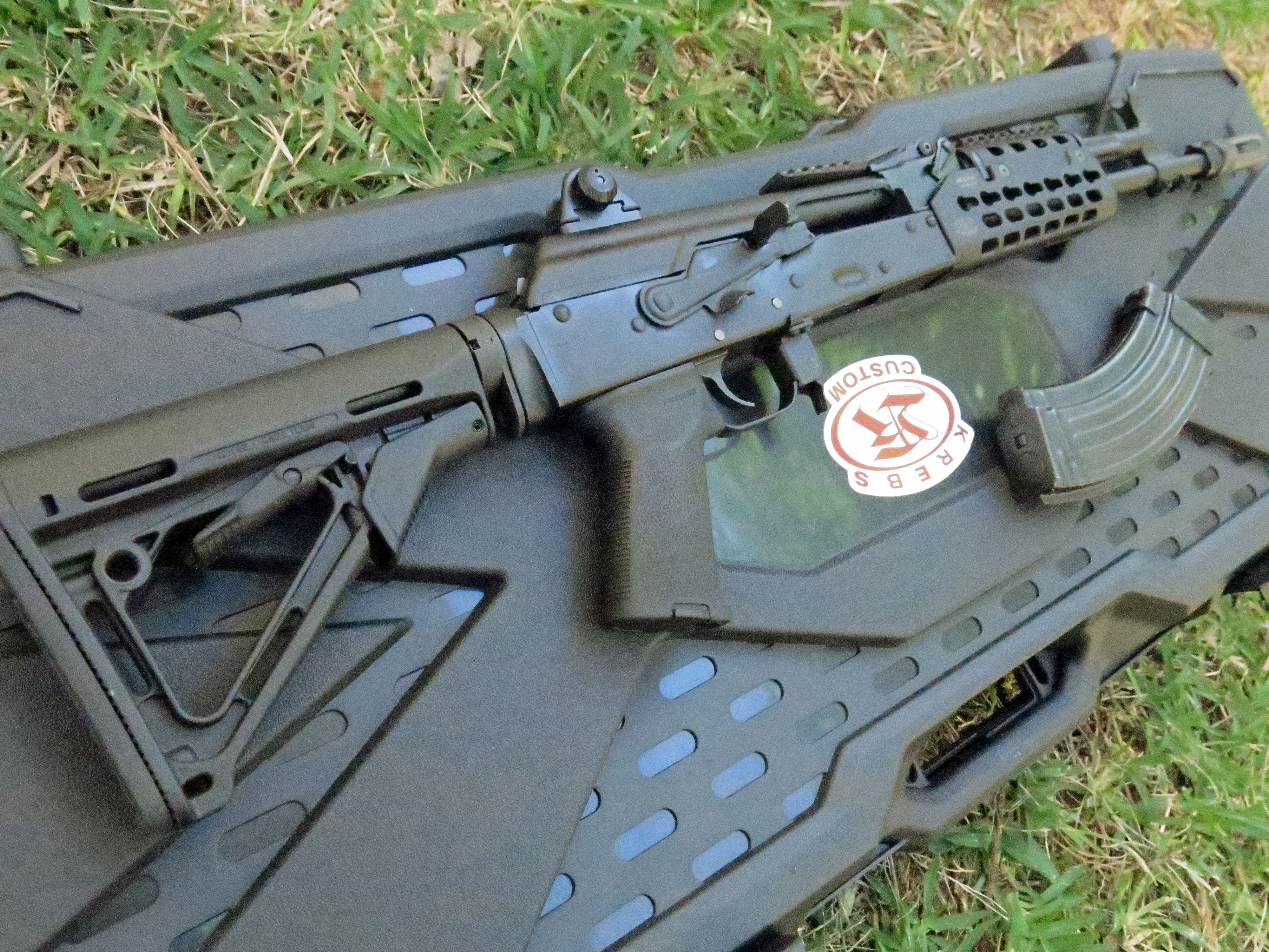Review of the Krebs Custom AC-15--a refined AK-47 | Hawaii