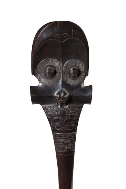Club from Marquesas Islands 19th C