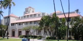 Honolulu Hale - Kym Pine