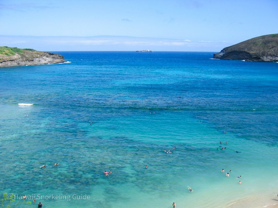 hanauma bay wide