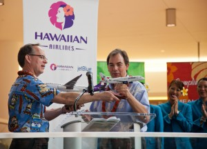 Hawaiian Airlines and Jetblue Airways