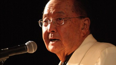 Sen. Daniel K. Inouye | Photo courtesy East-West Center