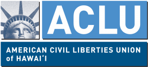 ACLU Hawaii Logo