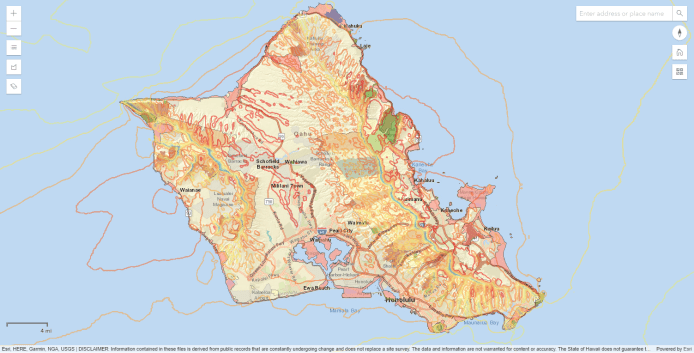 New online map shows renewable energy potential