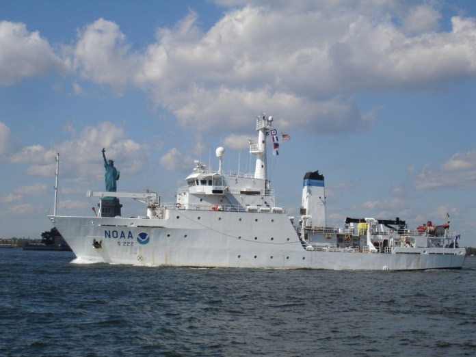 Hawaii will be home to new NOAA research vessel