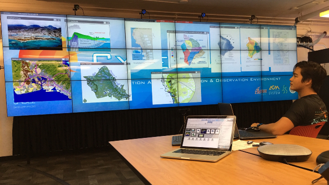 UH nets $5 million grant for data visualization lab