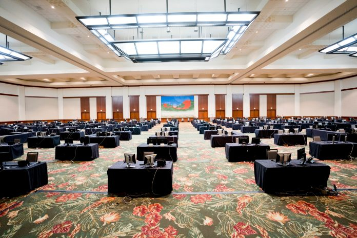 Hawaii Convention Center adapts to post-pandemic meeting market