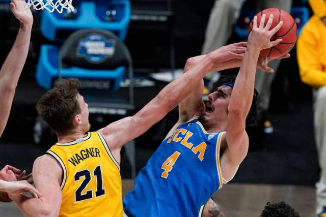 NCAAs: 11th-seeded UCLA outlasts Michigan, reaches first Final Four since 2008