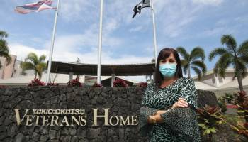 Veterans home accepting residents for first time since outbreak